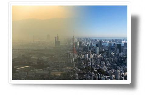 Tratarea aerului cu ozon