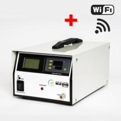 Generator Ozon pentru uz gospodăresc OxyCare Blue 2 cu temporizator electronic și control WiFi, 2g ozon/ h