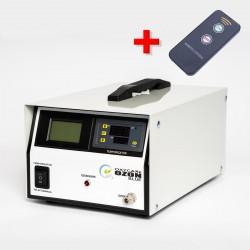 Generator Ozon pentru uz gospodăresc OxyCare Blue 1 cu temporizator electronic și telecomandă, 1g ozon/ h