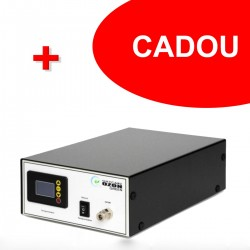 Generator Ozon pentru bucatarie OxyCare Green 3 cu temporizator electronic, 3g ozon/ h + Kit de apa ozonata