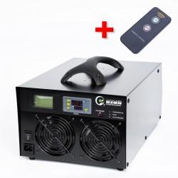 Generator Ozon OxyCare Profesional H140 cu temporizator electronic și telecomandă, 140g ozon/ h