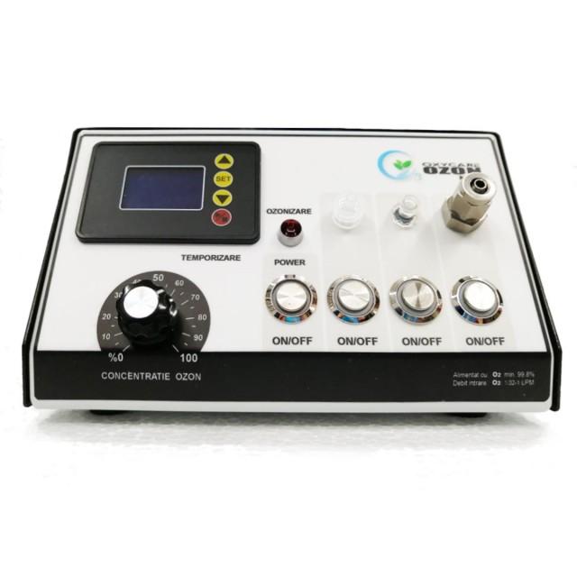 Generator de Ozon pentru uz profesional OxyCare MED 3, temporizator electronic, 3g ozon/ h