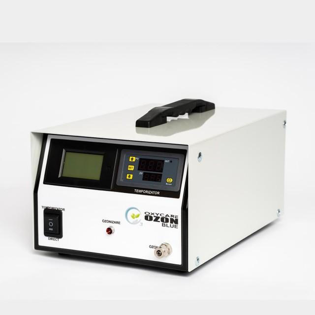 Generator Ozon pentru uz casnic OxyCare Blue 1, temporizator electronic, 1g ozon/ h