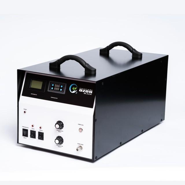 Generator Ozon pentru uz profesional OxyCare Black 50, temporizator electronic, 50g ozon/ h