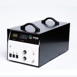 Generator Ozon pentru uz profesional OxyCare Black 60, temporizator electronic, 60g ozon/ h