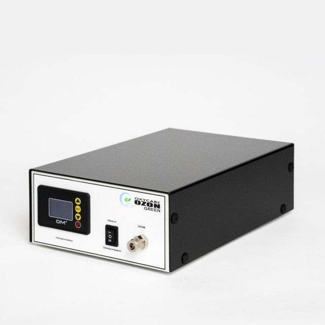 Generator Ozon pentru bucatarie OxyCare Green 3, temporizator electronic, 3g ozon/ h