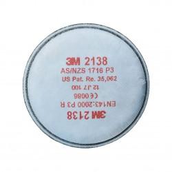 Set filtre 3M 2097 pentru masca de protectie impotriva ozonului
