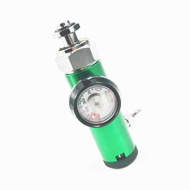 Regulator presiune oxigen de la 1/³² L/min pana la 4 L/min
